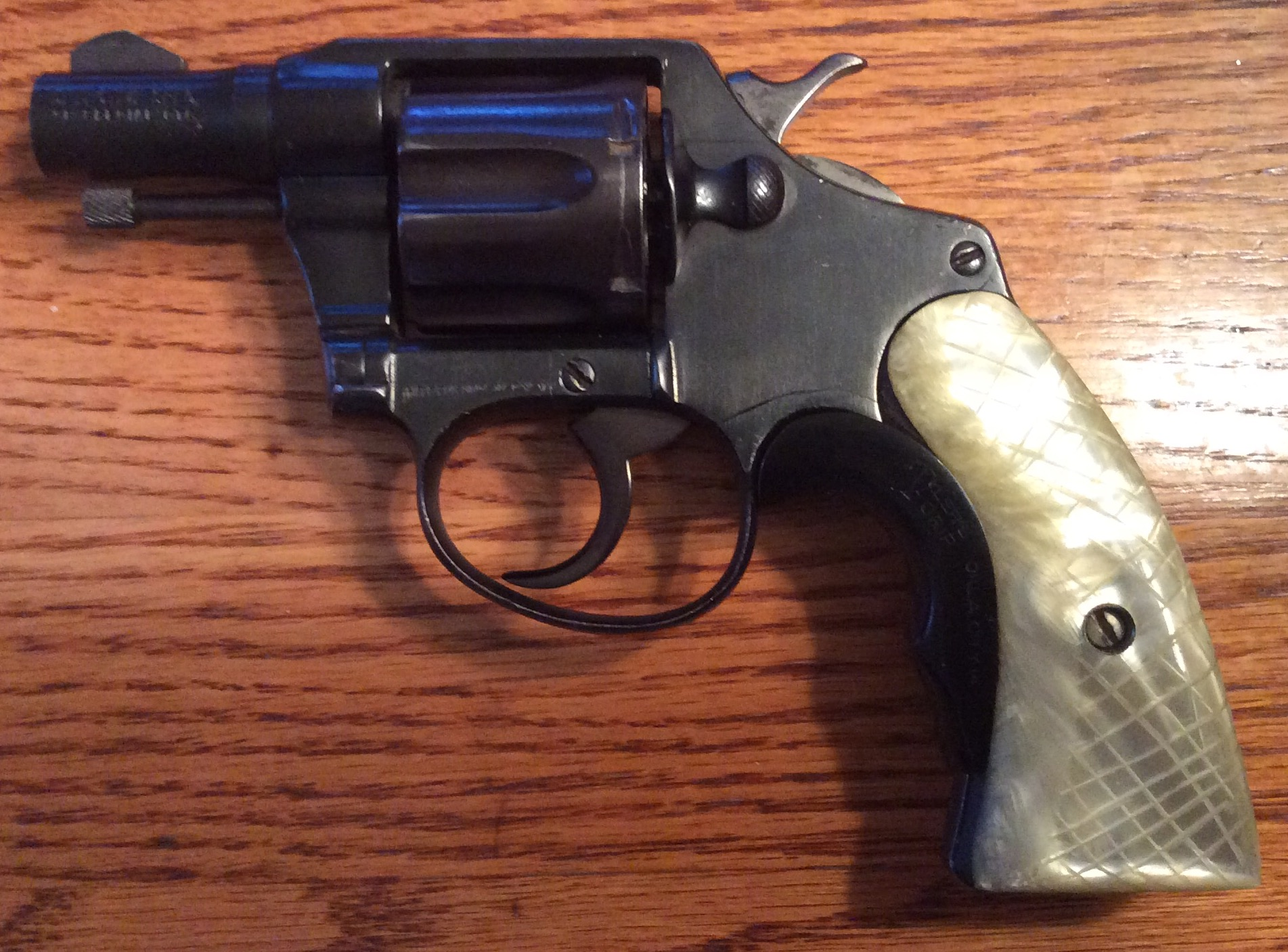 colt 38 detective special snubbie auction id 7379815 end time