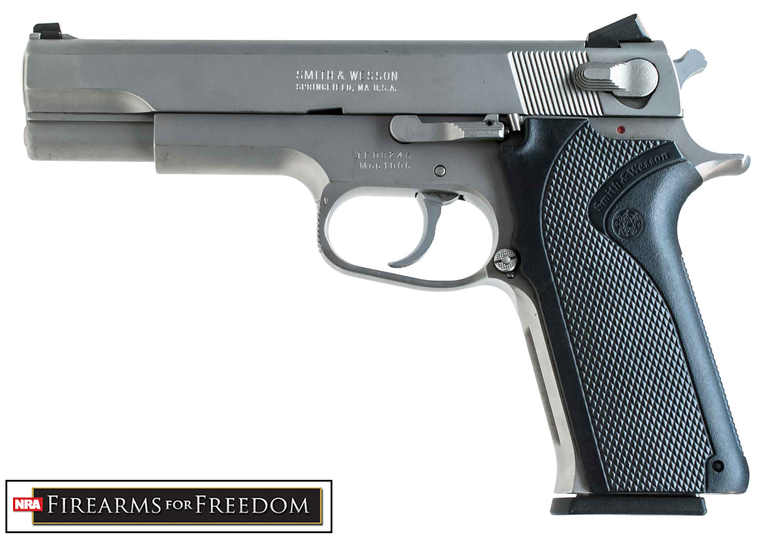 Smith Wesson Model 1006 10mm Auction Id 5570239 End Time Oct