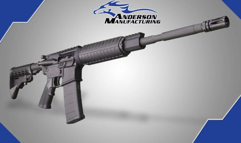 In Store Stock Special **NEW** Anderson AM-15 BR Rifle 5 56 NATO/223